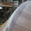 Forming part of the keel and trying to make centerline better